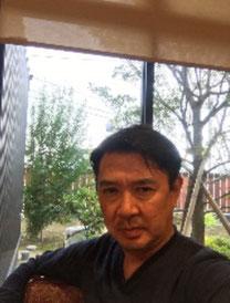 三栄コーポレーションリミテッドの社長、深澤及の写真