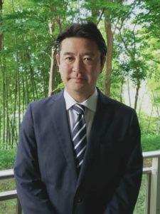 三栄コーポレーションリミテッド社長の深澤及の写真