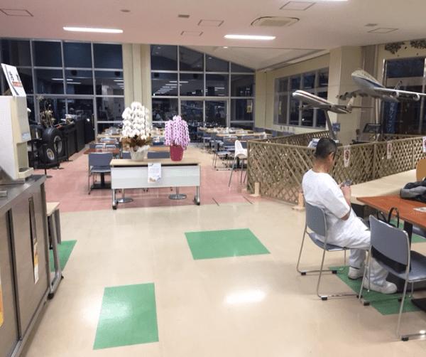 三栄コーポレーションリミテッドの施工実績_ひょうたん蕎麦成田空港店